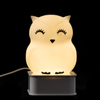 Owl Animal Color Changing Mini LED Holiday Decoration Light
