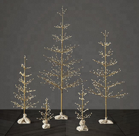 Outdoor Small Decorative Tree Light Led Outdoor Artificial Christmas Tree