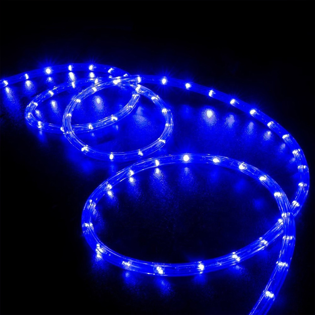 Waterproof Color Changing Decoration Led Neon Light Rope Light Led Rope Light