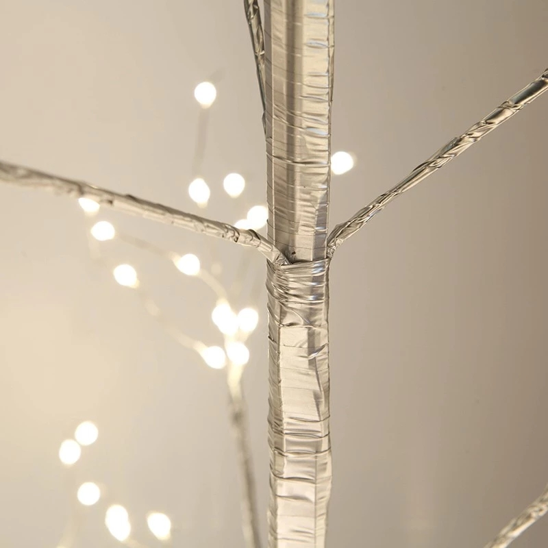 Silver Tree light