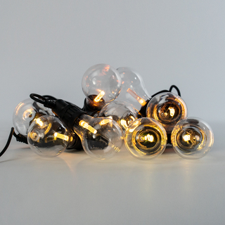 Top Ball Decoration Lights Multicolor Indoor And Outdoor Use Connectable